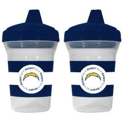 San Diego Chargers Sippy Cups (Pack of 2)