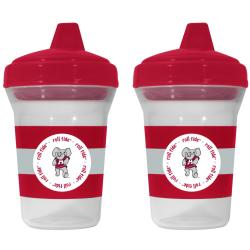 Alabama Crimson Tide Sippy Cups (Pack of 2)