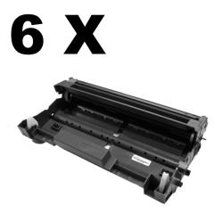 Brother DR620 Compatible Laser Drum Unit (Pack of 6)