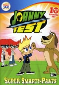 Johnny Test: Super Smarty Pants (DVD)