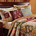 Antique Chic 5-piece Full/ Queen-size Quilt Set