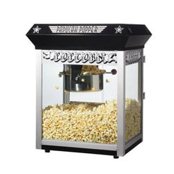 Paducah 6050 Black 8-oz Bar Style Antique Popcorn Machine