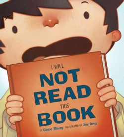 I Will Not Read This Book (Hardcover)