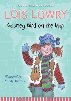 Gooney Bird on the Map (Hardcover)