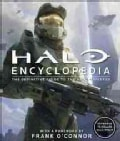 Halo Encyclopedia: The Definitive Guide to the Halo Universe (Hardcover)