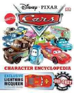 Disney Pixar Cars Character Encyclopedia