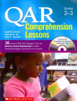 QAR Comprehension Lessons Grades 2-3