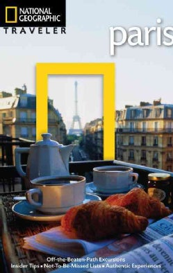 National Geographic Traveler Paris (Paperback)