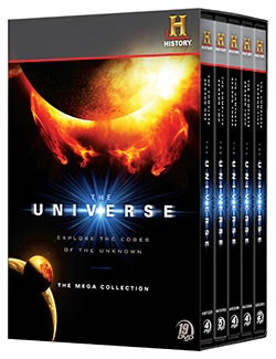 The Universe: The Complete Series Megaset (DVD)