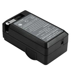 INSTEN Compatible Li-ion Battery/ Compact Battery Charger for Canon NB-9L