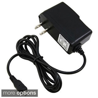 Black Micro USB Travel Charger for Samsung Fascinate/ Galaxy S
