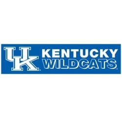 Kentucky Wildcats 8-foot Nylon Banner
