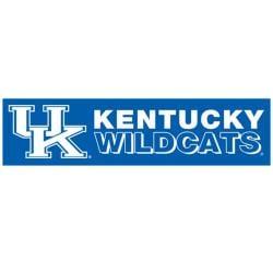 Kentucky Wildcats 8-foot Nylon Banner