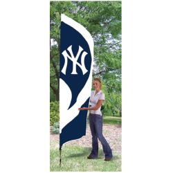 New York Yankees Tall Nylon Team Flag