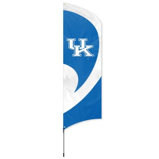 Kentucky Wildcats Tall Nylon Team Flag