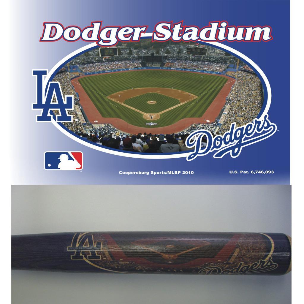 Los Angeles Dodgers 34-inch Stadium Bat