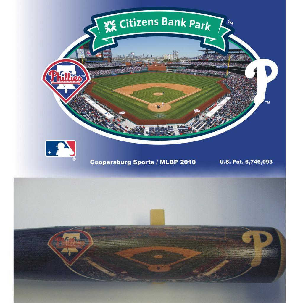 Philadelphia Phillies 34-inch Stadium Bat