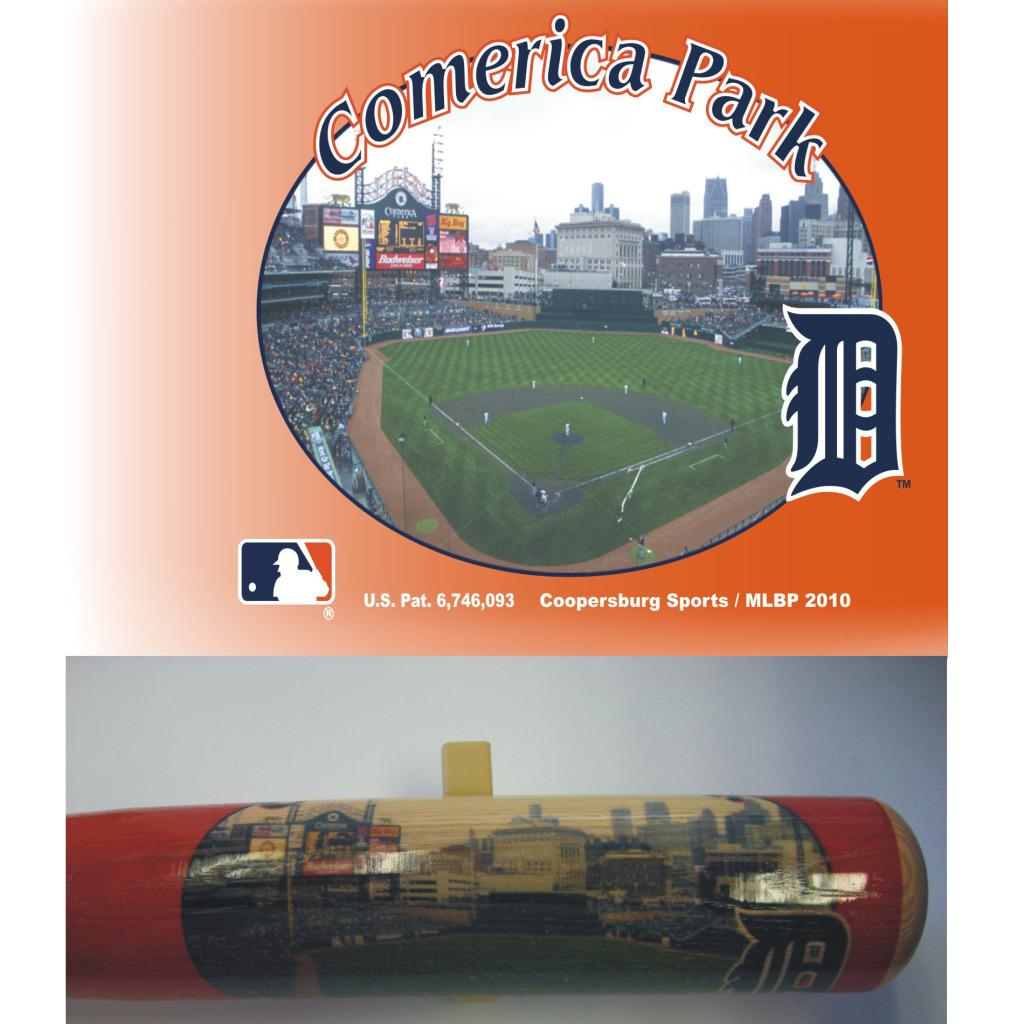 Detroit Tigers 34-inch Stadium Bat