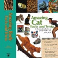 Amazing Cat Facts and Trivia: An Illustrated Collection of Pussycat Tales and Feline Facts (Spiral bound)