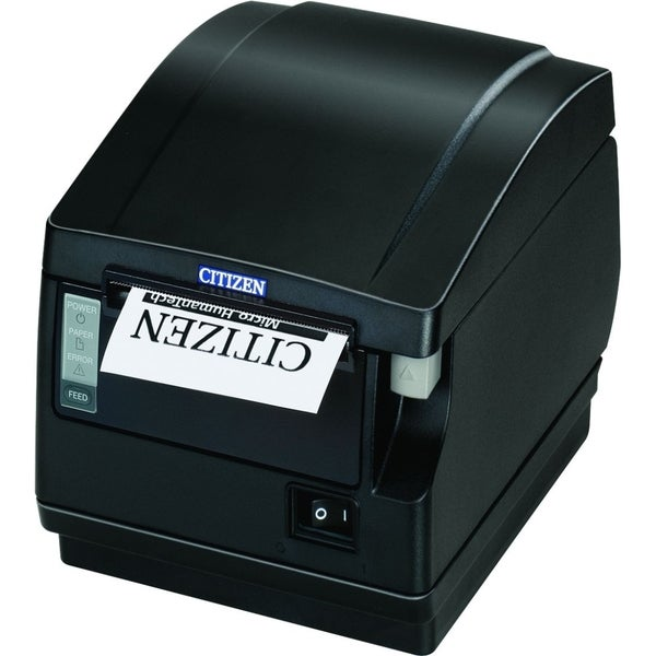 Citizen CT-S651 Direct Thermal Printer - Monochrome - Desktop - Recei