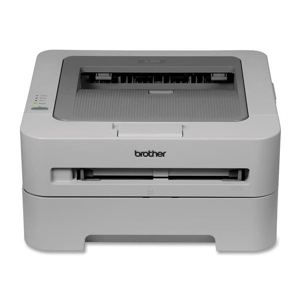 Brother HL-2220 Laser Printer - Monochrome - 2400 x 600 dpi Print - P