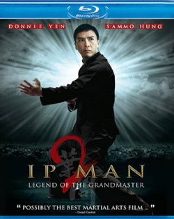 Ip Man 2 (Blu-ray Disc)