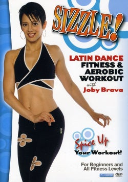 Sizzle! Latin Dance Fitness & Aerobic Workout (DVD)