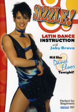 Sizzle! Latin Dance Instruction (DVD)