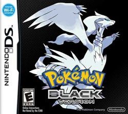 NinDS - Pokemon Black Version