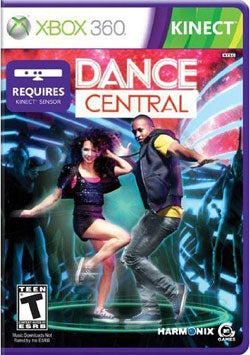 Xbox 360 - Kinect Microsoft Dance Central