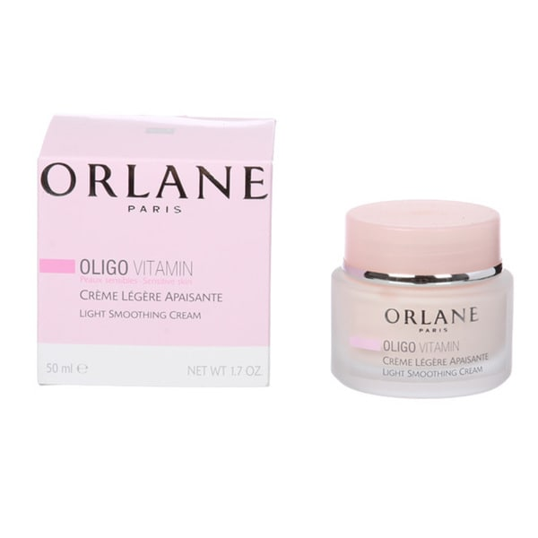 Orlane Paris 1.7-ounce Oligo Vitamin Light Smoothing Cream