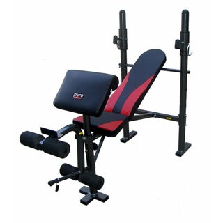 Pure Fitness Multi-purpose Bench