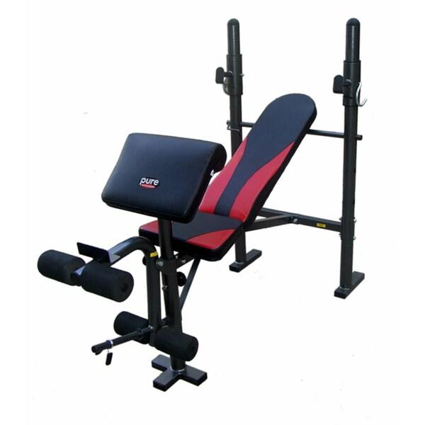 Pure Fitness Multi-purpose Bench