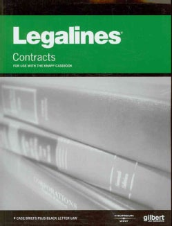 Contracts: Adaptable to Knapp Casebook (Paperback)