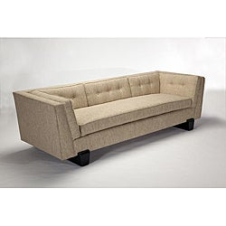 Jar Designs 'The Maxim' Espresso-Finished Sofa