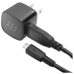 Blackberry USB Power Adapter with Micro USB Cable