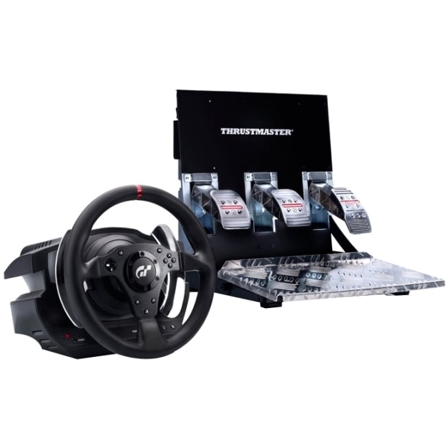 Thrustmaster T500 RS Gaming Steering Wheel at Sears.com