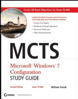 MCTS: Microsoft Windows 7 Configuration (Exam 70-680)