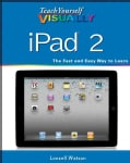 Teach Yourself Visually iPad 2 (Paperback)