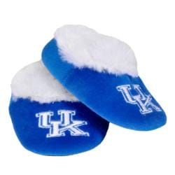 Kentucky Wildcats Baby Bootie Slippers