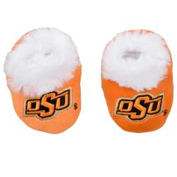 Oklahoma State Cowboys Baby Bootie Slippers