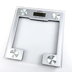 Weighmax Digital Bathroom Scale with LCD Screen