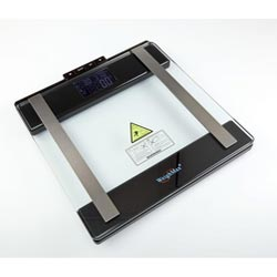 Weighmax Digital Body Fat Bathroom Scale with LCD Screen