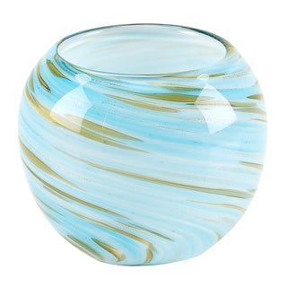 Galaxy Aqua Votive (Set of 4)
