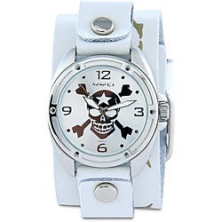 Nemesis Women's Skull and Crossbones Watch