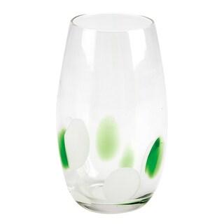 Cloud Highball Green Glasses (Set of 4)