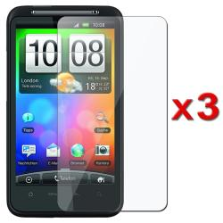 Screen Protector for HTC Desire HD/ Ace (Pack of 3)