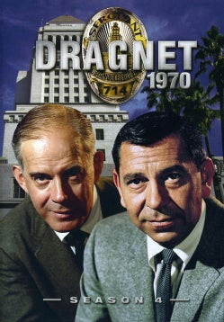 Dragnet: Season 4 (DVD)