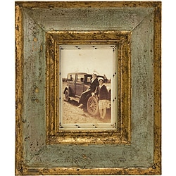 Wooden Americana Country Roads 5x7-inch Photo Frame