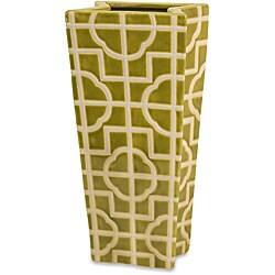 Ceramic Da Nang Decorative Openwork Tall Vase